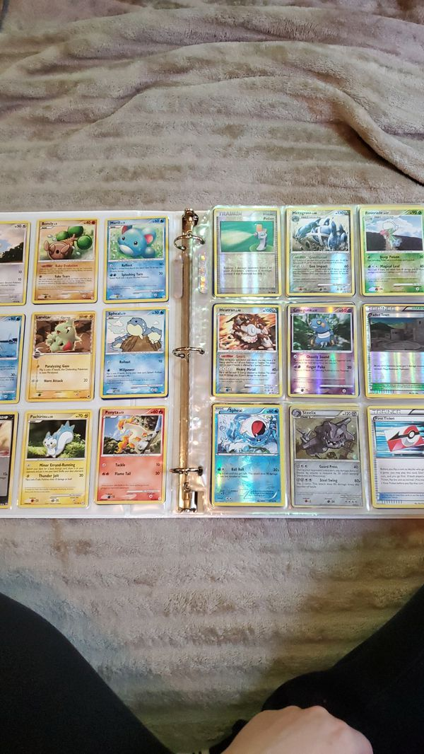 Pokemon card collection lot 2