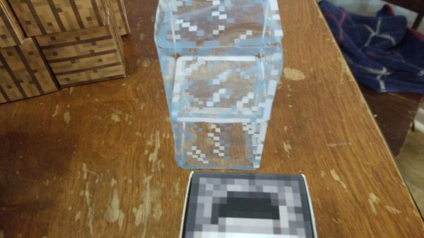 Minecraft shelter pack paper craft