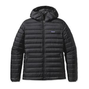 Brand new mens patagonia down sweater hoody size sm and med for Sale in Seattle, WA