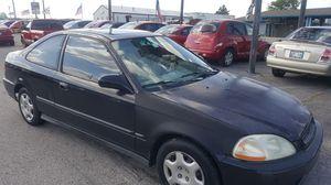 1998 Honda civic auto for Sale in Tulsa, OK