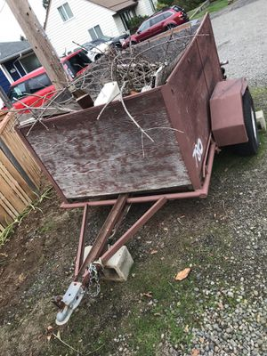 Small hauling trailer for Sale in Portland, OR