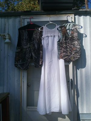 Camo wedding for Sale in Snow Camp, NC