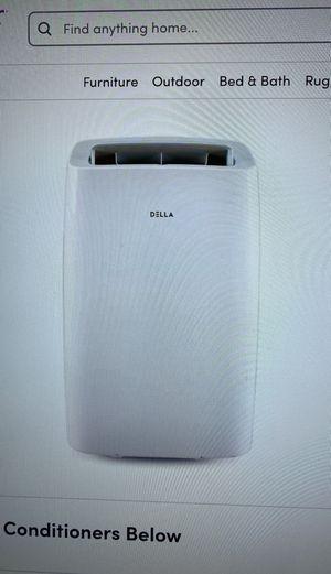 12,000 BTU PORTABLE AC AIR CONDITIONER, WHITE for Sale in Ontario, CA