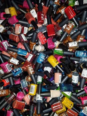 NYC Nail Polish Enamel Wholesale Lot of 100 for Sale in Jacksonville, FL