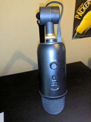 Yeti microphone for Sale in Bloomington, IN