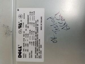 Dell OptiPlex GX110 Desktop Power Supply for Sale in Neenah, WI
