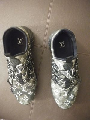 Louis vuitton paris shoes size 10 and a half for Sale in Englewood, CO