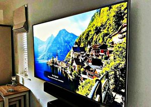 LG 60UF770V Smart TV for Sale in Wichita, KS