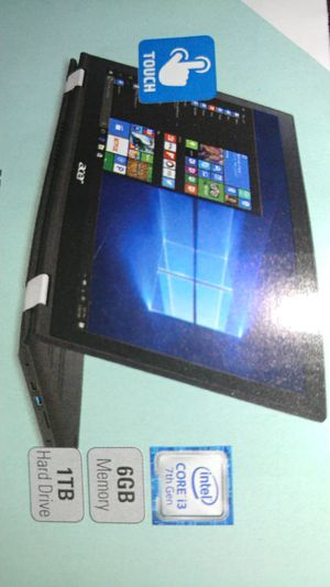 "Acer 2-in-1 Touchscreen 15.6"" Full HD IPS notebook for Sale in Atlanta, GA"