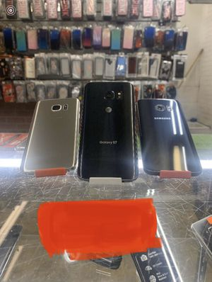 Samsung galaxy 7 edge unlock for Sale in Whitehall, OH