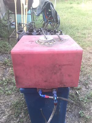 10 gallon fuel cell $50 for Sale in St. Petersburg, FL