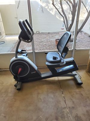 Nordictrack FreeMotion 370r Exercise Bike for Sale in Peoria, AZ
