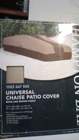 Hampton Bay Universal Patio Cover for Sale in Bakersfield, CA