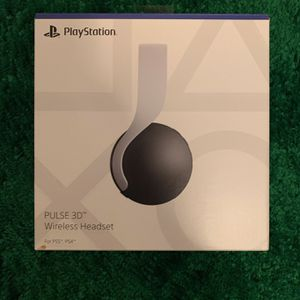 Sony PlayStation 5 PS5 Pulse 3D Wireless Headset for Sale in Anaheim, CA