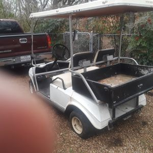 Golf Cart Not Running No Batteries 425 for Sale in Dallas, TX