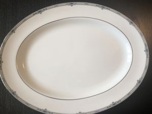 "Wedgwood Amherst 14"" Oval Serving Platter Bone China for Sale in Miami Beach, FL"