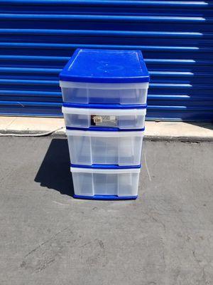 Plastic Drawer Organizer for Sale in Chula Vista, CA