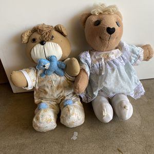 Handmade Dolls and Bears for Sale in Claremont, CA