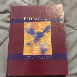 PreCalculus Third Edition by J. Douglas for Sale in Discovery Bay, CA