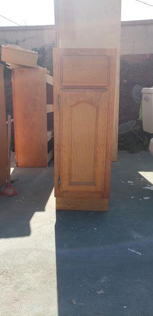 5 piece kitchen cabinet set w/ sink for Sale in Los Angeles, CA