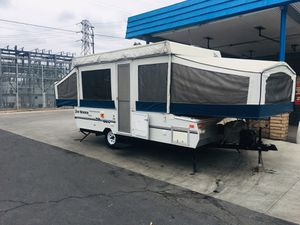 2006 Jayco Trailer model 1206 Roof A/C Shower Clean Travel Trailer for Sale in Whittier, CA