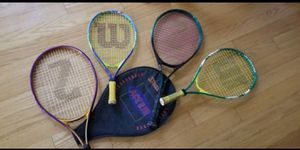 ALL KIDS TENNIS RACKETS for Sale in Placentia, CA