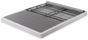 Zinus Jayanna 4 Inch BiFold Box Spring / Mattress Foundation / Zero Assembly / Sturdy Metal Structure / Low Profile, King for Sale in Nashville, TN