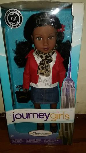 Journey girls doll ( chaconne) for Sale in Stockton, CA