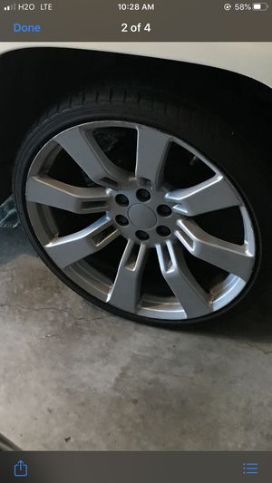 24 inch rims for sale or trade for Sale in Rancho Cucamonga, CA