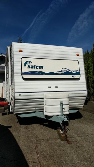 1999 travel trailer Salem 20' for Sale in Vancouver, WA
