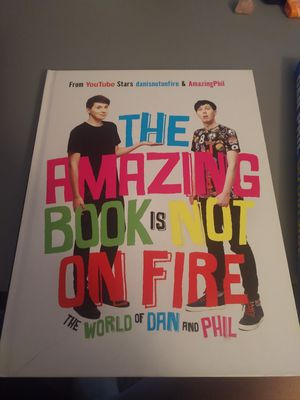 The Amazing Book is Not on Fire for Sale in Morton, IL