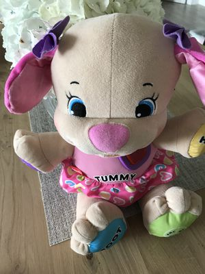 Plush toy with music and sounds for Sale in Key Biscayne, FL