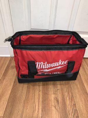Milwaukee tool bag. $20 firm for Sale in Bellevue, WA
