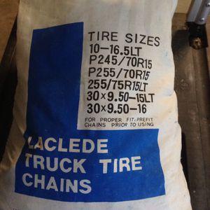 New Tire Chains for Sale in Lodi, CA