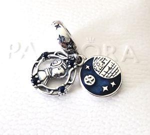 Pandora Disney's Star Wars Princess Leia Double Dangle Charm 799251C01 +Box +Tag for Sale in Fontana, CA