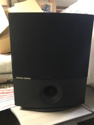 Harmon Kardon Sub Woofer for Sale in Great Falls, VA