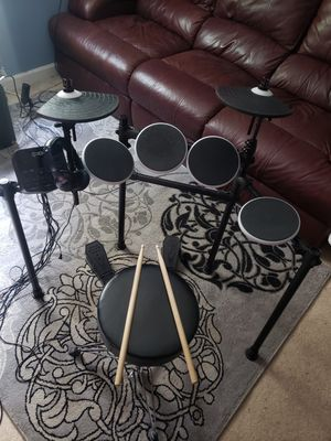 ION Redline Electric Drum Kit for Sale in Wake Forest, NC