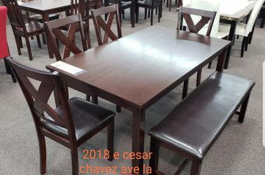 6pc table new for Sale in Corona,  CA