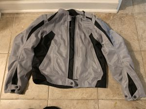 First gear Women's Motorcycle jacket for Sale in Streamwood, IL