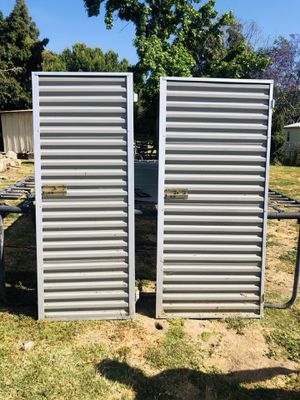 Metal Shed doors for Sale in Chula Vista, CA
