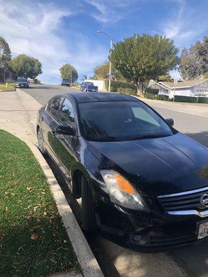Nissan Altima 08 for Sale in Corona, CA