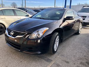 2012 Nissan Altima coupe for Sale in Plainfield, IN
