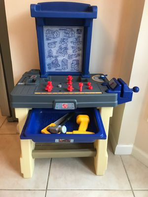 Step2 Real Projects Workshop toy workbench for Sale in Rockville, MD