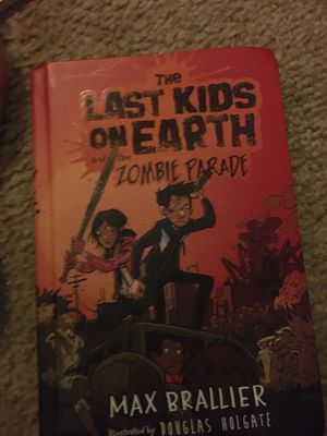 Book( The Last Kids On Earth) for Sale in Saranac, NY