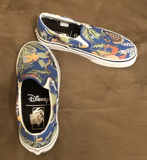 "VANS Shoes - Disney ""The Jungle Book"" for Sale in Palm Springs, FL"