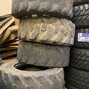 8 Used Bobcat Tires 10-16.5 Each $10 for Sale in Loma Linda, CA