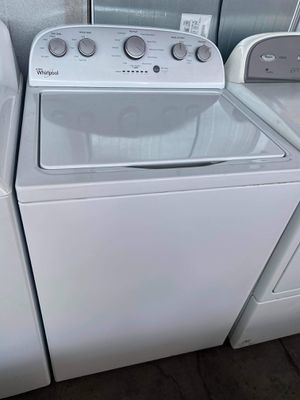 Whirlpool Washer financing available for Sale in Montebello, CA