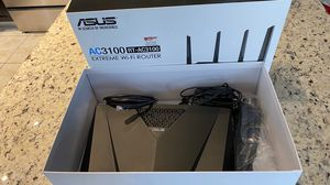 ASUS - AC3100 Dual-Band Wi-Fi Router for Sale in Hollywood, FL