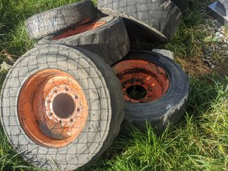 Bobcat Solid Wheels And Tires for Sale in Port Orchard,  WA
