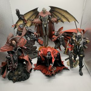 McFarlane Toys Spawn figures lot for Sale in Culver City, CA
